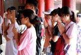 Một ngày trước kỳ thi THPT quốc gia: Thí sinh lo đề thi khó hơn đề minh họa