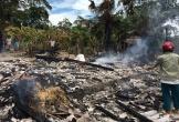 Quảng Bình: Con trai kịp bế mẹ già 93 tuổi thoát khỏi ngôi nhà cháy dữ dội