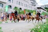 Chiêm ngưỡng những khoảnh khắc đẹp trong giải đua 'Vó ngựa trên mây' ở Fansipan
