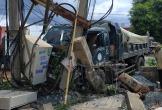 Tai nạn liên hoàn làm một người chết, 600 hộ mất điện