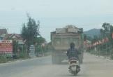 Nghi Xuân (Hà Tĩnh): Xe chở đất quá tải tung hoành, người dân nơm nớp lo sợ