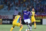 Hà Nội FC hoà đội cuối bảng, thầy Quang Hải trách trọng tài thiếu quyết đoán