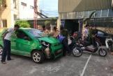 Hà Tĩnh: Xe ôtô 'điên' gây tai nạn liên hoàn rồi bỏ trốn
