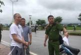 Cận mặt nghi phạm Lường Văn Hùng tại buổi thực nghiệm hiện trường vụ sát hại cô gái giao gà chiều 30 Tết