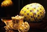 Bất ngờ trong những quả trứng đính kim cương, vàng của Sa hoàng
