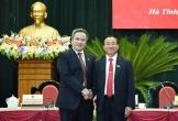 """Hà Tĩnh: Tỉnh ủy gửi """"bài phát biểu"""" cho tân Chủ tịch tỉnh nghiên cứu, thực hiện"""