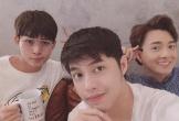 Noo Phước Thịnh hội ngộ Ngô Kiến Huy và Jun Phạm, fan đồng loạt mong anh tham gia 'Running Man'