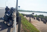 Hà Tĩnh: Chồng vừa rời khỏi nhà, vợ đạp xe lên cầu tự vẫn