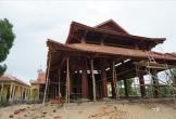 Chùa cổ do nữ đại gia tài trợ xây lại bị đổi tên: Xây chùa không phép là sai