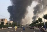 Nổ nhà máy khí đốt ở Trung Quốc, thương vong rất lớn