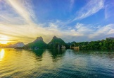 Vịnh Hạ Long vào top 10 điểm ngắm bình minh đẹp nhất thế giới