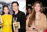 Vợ chồng Dương Khắc Linh - Sara Lưu đi chung sự kiện với Trang Pháp