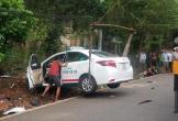 Quảng Nam: Taxi chạy tốc độ cao, tông 2 nạn nhân nữ tử vong
