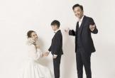 Subeo chụp ảnh cưới cùng Quốc Cường và Đàm Thu Trang