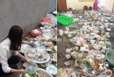 Bị mẹ bạn trai bắt rửa 10 mâm bát, cô nàng phản ứng cực khôn và 'gắt' khiến cư dân mạng phải trầm trồ