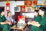 BĐBP Hà Tĩnh thăm hỏi, tặng quà gia đình thương binh, liệt sỹ