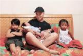 Đỗ Mạnh Cường: 'Tôi sống tiết kiệm để dành tiền nuôi 5 con'