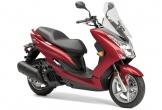 Chi tiết xe ga Yamaha 155cc, giá ngang Honda SH