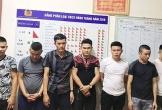 """Bắt quả tang 7 thanh niên đang """"bay"""" trong quán karaoke ở TP Hà Tĩnh"""