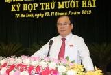 Kỷ luật Chủ tịch Hội đồng nhân dân TP Hà Tĩnh và Trưởng Ban Tổ chức Thành ủy