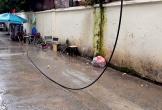 Dây điện rớt khiến khách uống cà phê ở Sài Gòn bị giật tử vong
