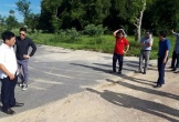 Công viên trung tâm TP Hà Tĩnh chưa bàn giao đã xuống cấp: BQL và đơn vị thi công hứa sửa chữa, khắc phục