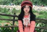 'Lịm tim' trước loạt ảnh ngọt ngào bên ruộng ngô của nữ sinh xinh xắn dân tộc Giáy