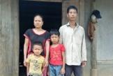 Vợ chồng nghèo bất lực nhìn khi con bị suy gan bẩm sinh