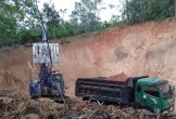 Hà Tĩnh: Công ty Như Nam sử dụng hàng ngàn m3 đất trái phép để thi công dự án đường giao thông?