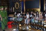 20 thanh niên dự 'tiệc ma túy' trong phòng hát karaoke