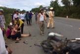Hai xe máy đối đầu, 1 người thiệt mạng, 1 bị thương