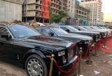 Dàn xe Rolls-Royce trăm tỷ khai trương sòng bạc ở Campuchia
