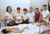 Hai chị em bị tai nạn không có tiền điều trị