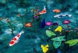 Ao nước đẹp tới mức khó tin có thật ngoài đời thực