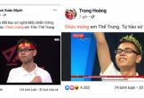 Trọng Hoàng, Xuân Mạnh khen quán quân Olympia 'xứng danh đất Nghệ'