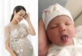 Ca sĩ Ngọc Anh sinh con gái thứ 2 sau 12 năm làm mẹ đơn thân