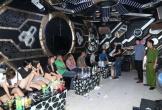 Bắt quả tang 5 thiếu nữ thác loạn cùng 4 thanh niên trong Karaoke Rubi