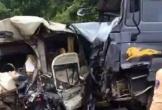 Tai nạn kinh hoàng giữa xe khách và xe tải ở Phú Thọ khiến 6 bị thương nặng