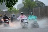 Mưa lớn bao trùm khắp cả nước, nguy cơ lũ quét và sạt lở đất ở vùng núi Hà Tĩnh, Quảng Bình