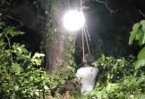 Bàng hoàng phát hiện người đàn ông chết trong tư thế thắt cổ ở Hà Tĩnh