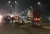 Va chạm với container, 2 vợ chồng tử vong tại chỗ
