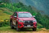 Toyota giảm giá dòng bán tải Hilux