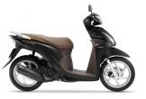 Honda Vision ra mắt phiên bản mới - thêm màu sắc, giữ nguyên thiết kế