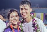 Điểm tên cầu thủ Việt chăm chỉ thể hiện tình cảm với vợ và bạn gái