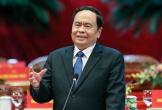Ông Trần Thanh Mẫn tái cử Chủ tịch Ủy ban Trung ương MTTQ Việt Nam