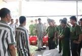 Thứ trưởng Nguyễn Văn Sơn kiểm tra công tác tại Trại giam Xuân Hà