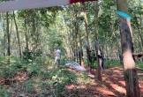 Thiếu nữ 16 tuổi lõa thể trong rừng cao su, nghi bị giết và hiếp dâm