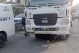 Đôi nam nữ thương vong sau va chạm với xe tải ở ngã tư An Sương