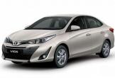Toyota Vios 2020 thêm nhiều tính năng, giá không đổi