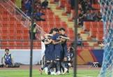 Cầm hòa Iraq, U23 Thái Lan chính thức giành vé vào tứ kết